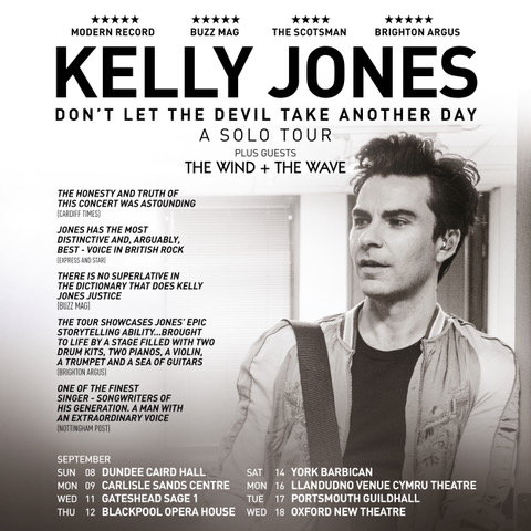 Stereophonics frontman Kelly Jones